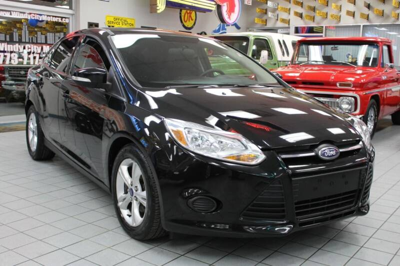 2013 Ford Focus for sale at Windy City Motors in Chicago IL