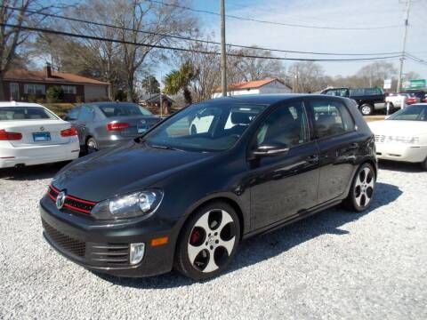 2013 Volkswagen GTI for sale at Carolina Auto Connection & Motorsports in Spartanburg SC
