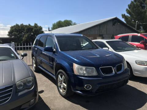 2008 Pontiac Torrent for sale at Top Gun Auto Sales, LLC in Albuquerque NM