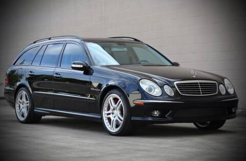 2005 Mercedes-Benz E-Class for sale at MS Motors in Portland OR