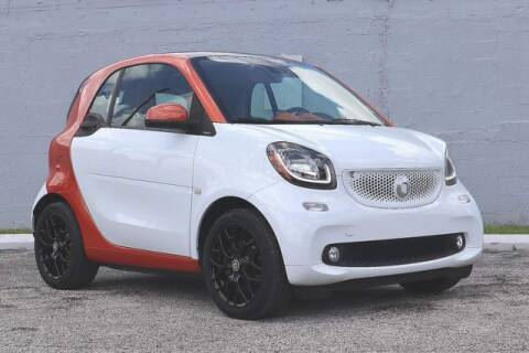 2016 Smart fortwo for sale at No 1 Auto Sales in Hollywood FL