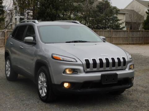 2015 Jeep Cherokee for sale at Prize Auto in Alexandria VA