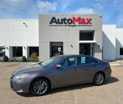 2015 Toyota Camry for sale at AutoMax of Memphis in Memphis TN