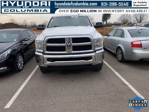 2016 RAM Ram Pickup 3500 for sale at Hyundai of Columbia Con Alvaro in Columbia TN