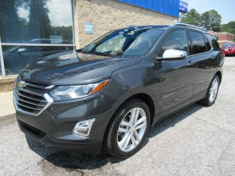 2018 Chevrolet Equinox for sale at 1st Choice Autos in Smyrna GA