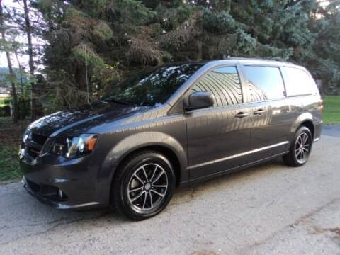 2018 Dodge Grand Caravan for sale at HUSHER CAR COMPANY in Caledonia WI