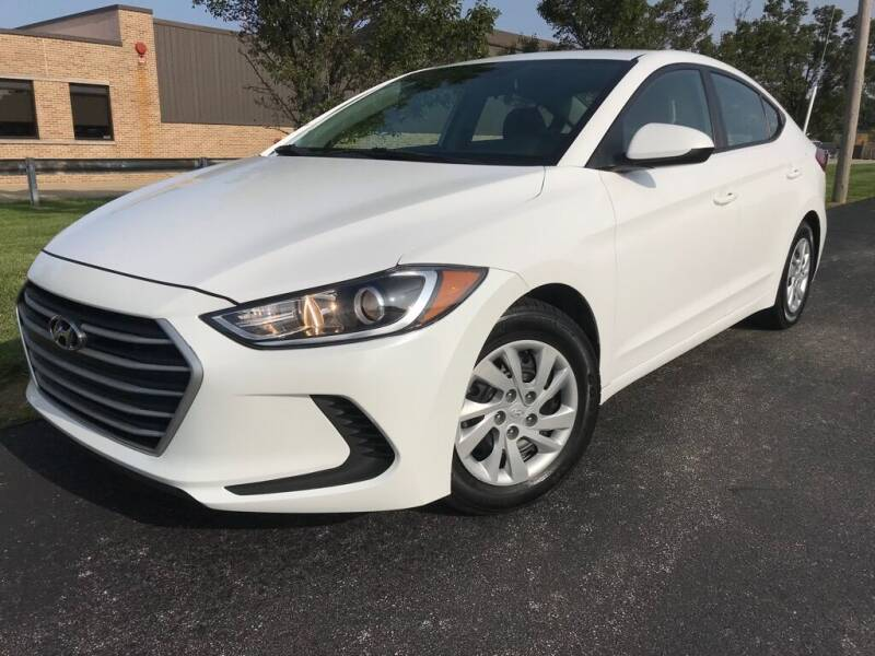 2017 Hyundai Elantra for sale at Northeast Auto Sale in Wickliffe OH