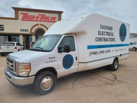 2009 Ford E-Series Chassis for sale at TRUCK N TRAILER in Oklahoma City OK