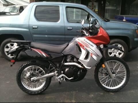 2011 Kawasaki KLR 650