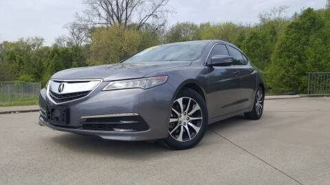 2017 Acura TLX for sale at A & A IMPORTS OF TN in Madison TN