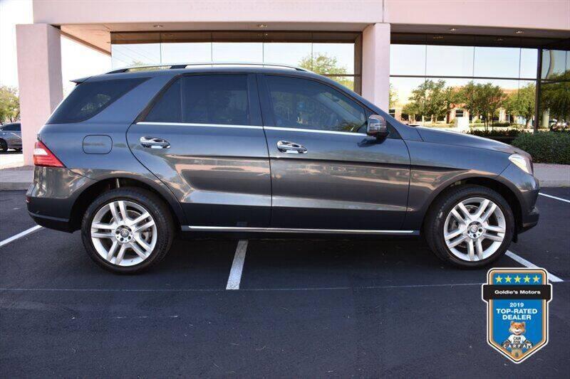 2013 Mercedes-Benz M-Class for sale in Phoenix, AZ