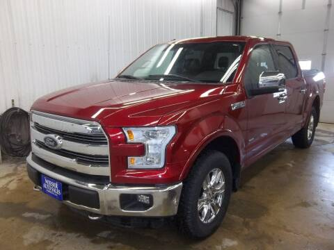 2015 Ford F-150 for sale at Wieser Auto INC in Wahpeton ND