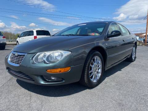 2002 Chrysler 300M for sale at Clear Choice Auto Sales in Mechanicsburg PA