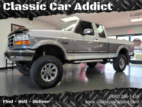 1996 Ford F-250 for sale at Classic Car Addict in Mesa AZ