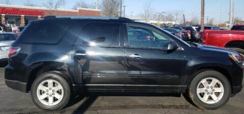 2015 GMC Acadia for sale at Rayyan Auto Sales LLC in Lexington KY