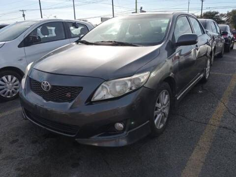 2010 Toyota Corolla for sale at Auto Plaza in Irving TX