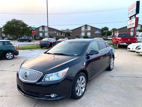 2010 Buick LaCrosse for sale at Car Gallery in Oklahoma City OK