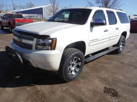 2008 Chevrolet Suburban for sale at Car Corner in Sioux Falls SD