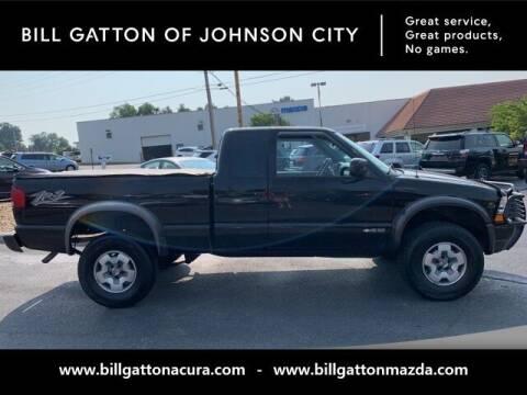2003 Chevrolet S-10 for sale at Bill Gatton Used Cars - BILL GATTON ACURA MAZDA in Johnson City TN