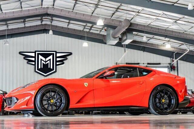 2019 Ferrari 812 Superfast for sale in Boerne, TX