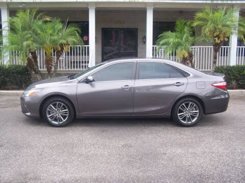 2017 Toyota Camry for sale at Thomas Auto Mart Inc in Dade City FL