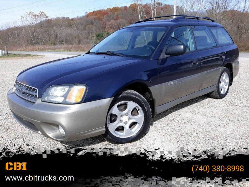 2004 Subaru Outback for sale at CBI in Logan OH