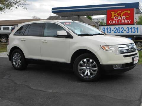 2008 Ford Edge for sale at KC Car Gallery in Kansas City KS
