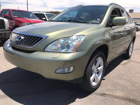 2008 Lexus RX 350 for sale at Town and Country Motors in Mesa AZ