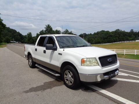 2005 Ford F-150 for sale at Car Depot Auto Sales Inc in Seymour TN