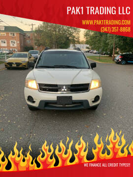 2006 Mitsubishi Endeavor for sale at Pak1 Trading LLC in South Hackensack NJ