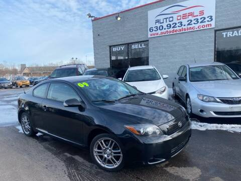 2009 Scion tC for sale at Auto Deals in Roselle IL