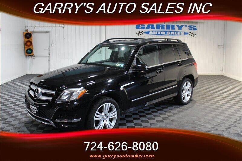 2013 Mercedes-Benz GLK for sale in Dunbar, PA