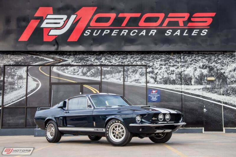1967 Ford Mustang for sale at BJ Motors in Tomball TX