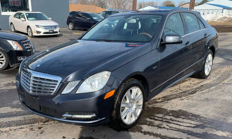 2012 Mercedes-Benz E-Class for sale at Eagle Auto LLC in Green Bay WI