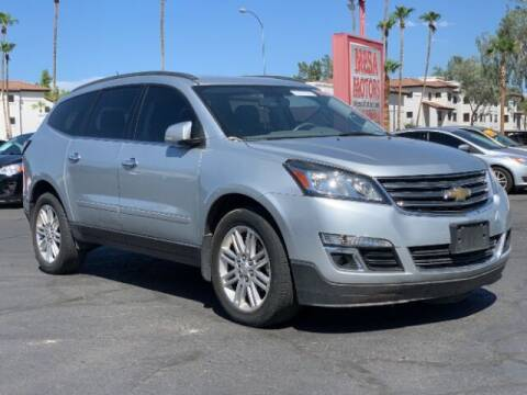 2015 Chevrolet Traverse for sale at Brown & Brown Auto Center in Mesa AZ