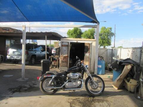 2008 Harley-Davidson XL883C for sale at Valley Auto Center in Phoenix AZ