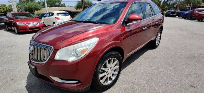2015 Buick Enclave for sale at Max Auto Sales in Sanford FL