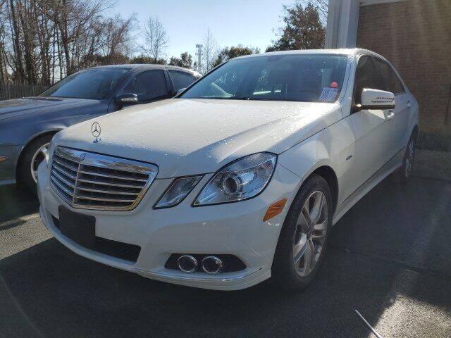 2011 Mercedes-Benz E-Class for sale at Impex Auto Sales in Greensboro NC