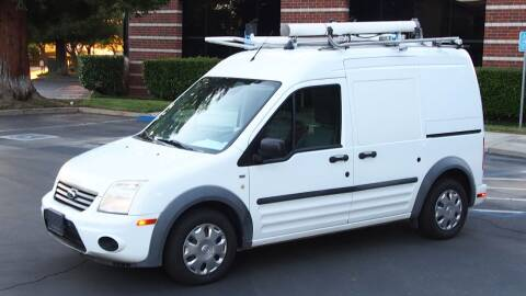 2013 Ford Transit Connect for sale at Okaidi Auto Sales in Sacramento CA