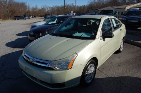 2011 Ford Focus for sale at Modern Motors - Thomasville INC in Thomasville NC