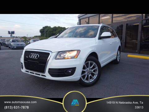 2010 Audi Q5 for sale at Automaxx in Tampa FL