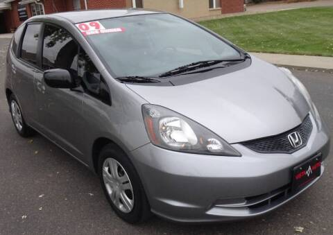 2009 Honda Fit for sale at VISTA AUTO SALES in Longmont CO
