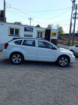 2012 Dodge Caliber for sale at STAR CITY PRE-OWNED in Morgantown WV