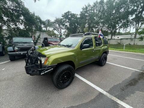 2011 Nissan Xterra for sale at Bay City Autosales in Tampa FL