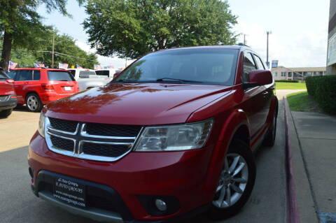 2017 Dodge Journey for sale at E-Auto Groups in Dallas TX
