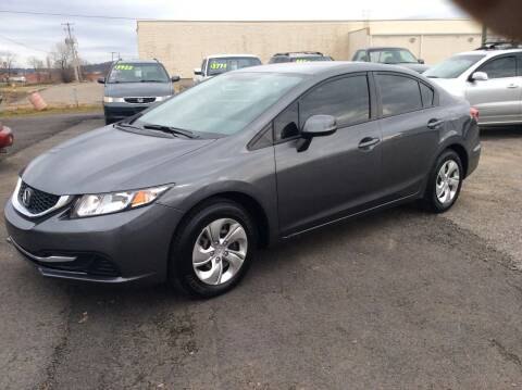 2013 Honda Civic for sale at Road Runner Autoplex in Russellville AR