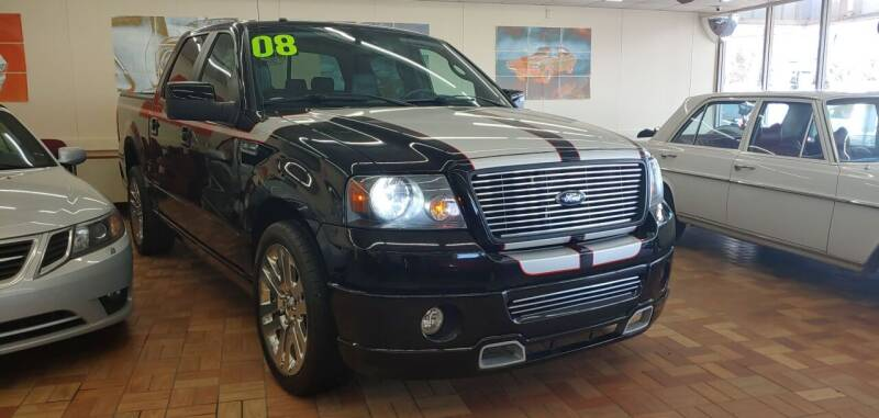 2008 Ford F-150 for sale at I-80 Auto Sales in Hazel Crest IL