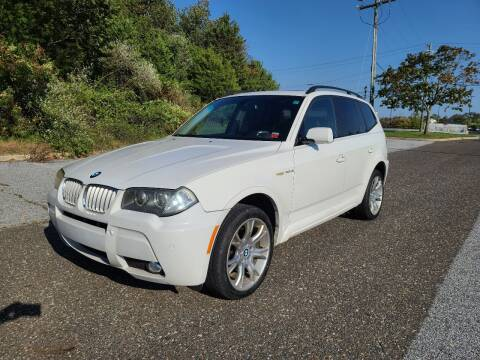 2008 BMW X3 for sale at Premium Auto Outlet Inc in Sewell NJ