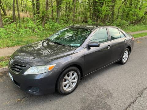 2011 Toyota Camry for sale at Crazy Cars Auto Sale in Jersey City NJ