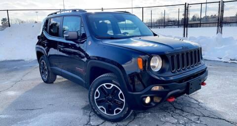 2015 Jeep Renegade for sale at Maxima Auto Sales in Malden MA